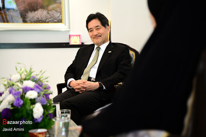 سفیر ژاپن