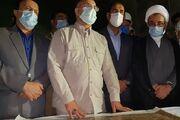 قالیباف از روند اجرای طرح تونل کبیرکوه در جنوب ایلام بازدید کرد