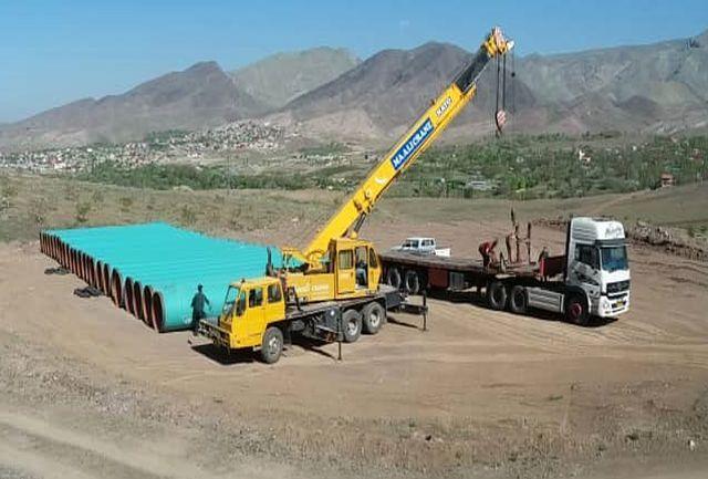 طرح انتقال آب شرب از سد طالقان به آبیک بهزودی تکمیل میشود