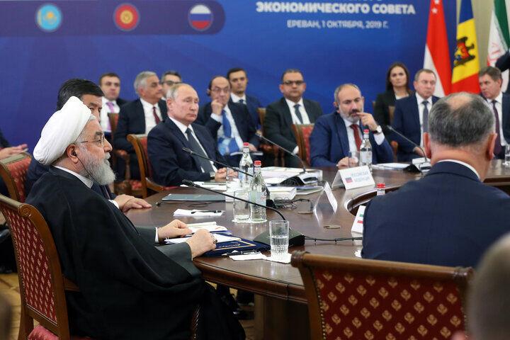 اتحادیه اقتصادی اوراسیا بازار دنیا را به روی ایران می گشاید| مزایای چندگانه عضویت دائم تهران