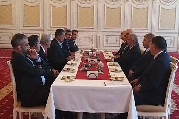 همکاری ایران و نخجوان در بخشهای انرژی و حمل و نقل ریلی