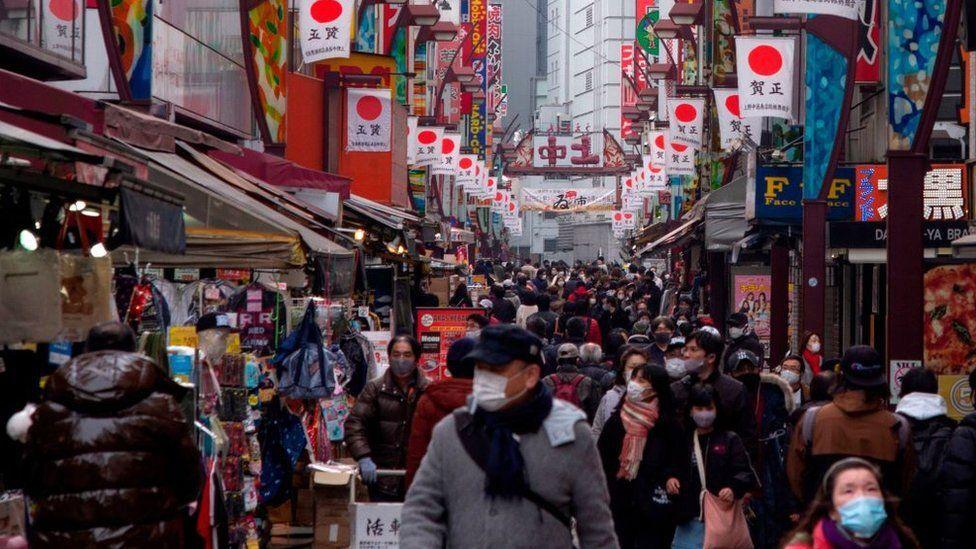 کرونا بر اقتصاد ژاپن چه مقدار تاثیر داشت؟