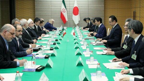 موانع بر سر راه گسترش روابط ایران و ژاپن از زبان سفیر ژاپن در تهران!