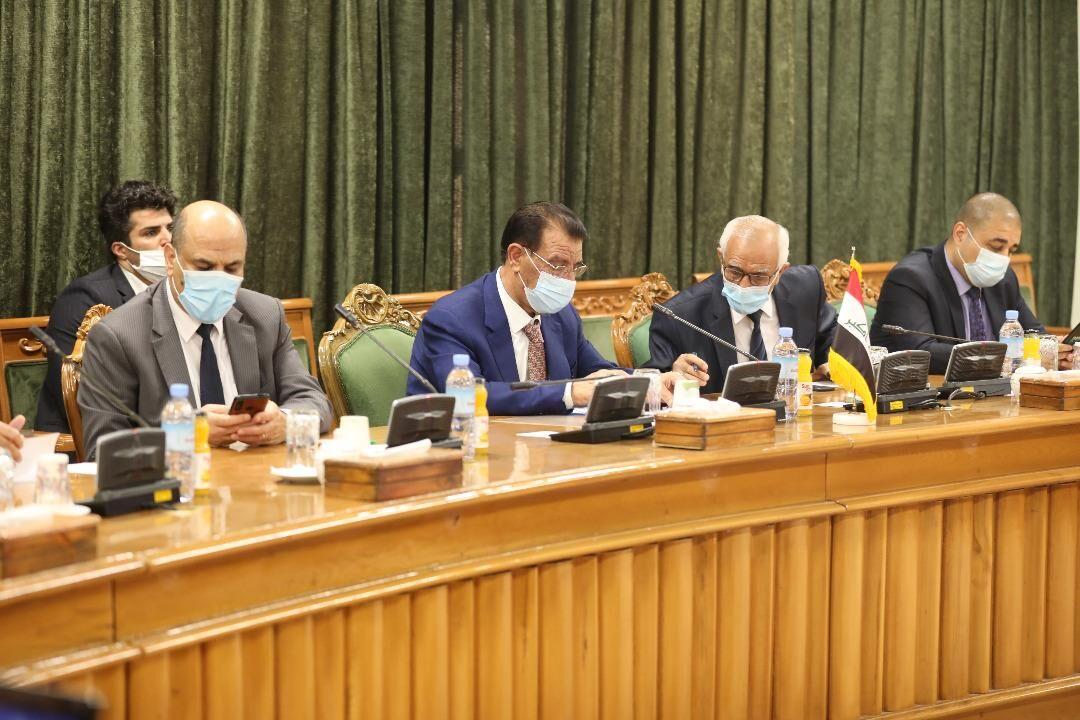 رایزنی وزرای کشاورزی ایران و عراق برای همکاری در کشت فرامرزی