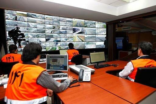 نصب ۵۵ دستگاه ثبت تخلفات در محورهای مواصلاتی استان همدان