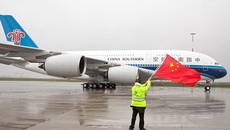 خروج صنعت هواپیمایی چین از بحران کرونا