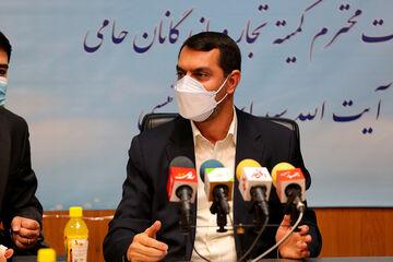 نشست خبری دکتر رحیم زارع