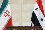 درخواست همکاری مشترک حمل و نقل هوایی سوریه از ایران