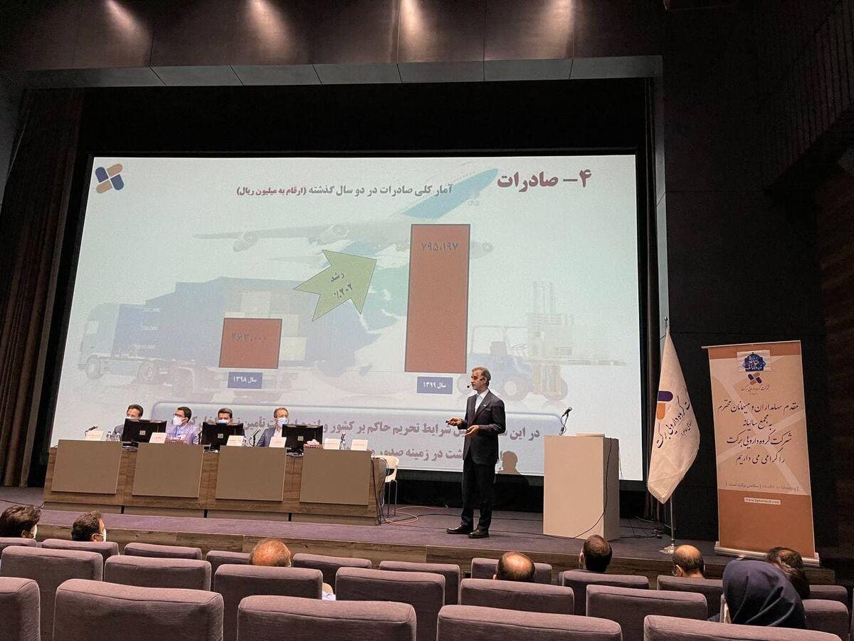 سودسازی بالای شرکتهای زیرمجموعه «برکت»| برنامه برای تبدیل شدن ایران به قطب صادرات واکسن