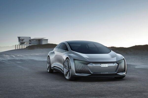 خودروی جدید آئودی، خودرویی از آینده!