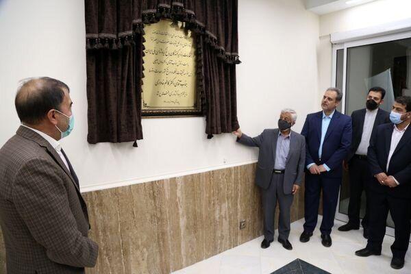 مرکز خدمات بازدیدکنندگان باغ گیاه شناسی ملی ایران افتتاح شد