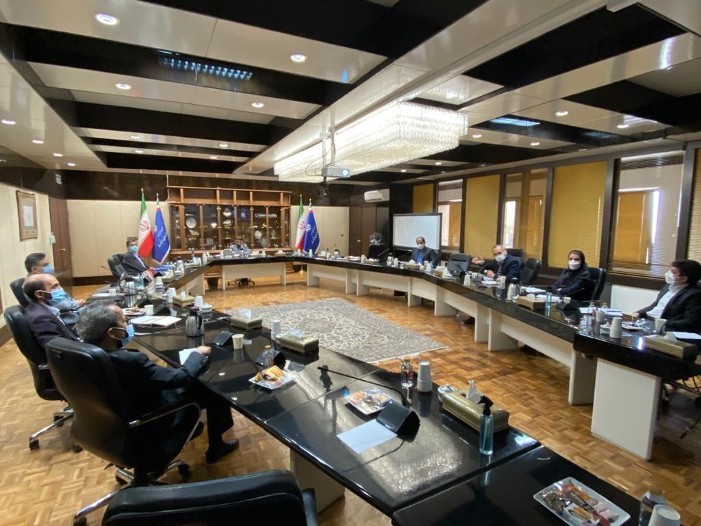 نخستین جلسه شورای سیاستگذاری سازمان نهاد مردمی اقتصاد مقاومتی کشور