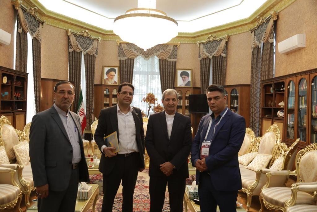 فعال بودن ۶ درصد اقتصاد ایران در حوزه دیجیتال