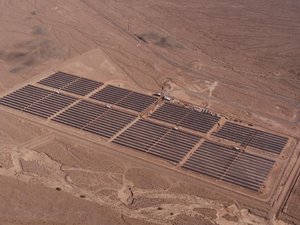 ایجاد ۲۰۰ مگاوات نیروگاه تجدیدپذیر در کشور