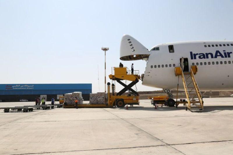 صادرات صنایع دستی «اروند» در گروی برقراری پرواز کارگو| هواپیمای باری مطالبه مردمی