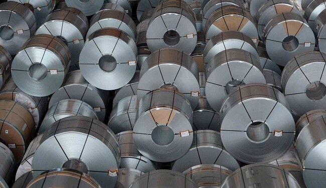 استقبال از عرضه شمش فولادی
