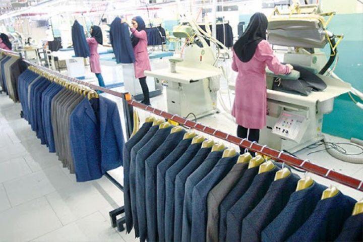 تولیدی قدیمی پوشاک قائمشهر در آستانه تعطیلی است