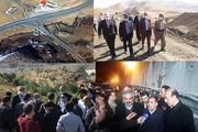افتتاح پروژههای ناتمام در وقتهای اضافه  از سنندج تا مریوان ۲۰ سال فاصله است!