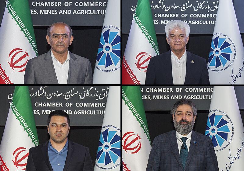 آغاز فعالیت دوره دوم ۴ کمیسیون تخصصی اتاق تهران