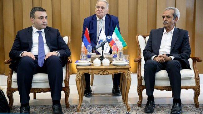 ایران و ارمنستان باید بر سرمایهگذاری مشترک تمرکز کنند
