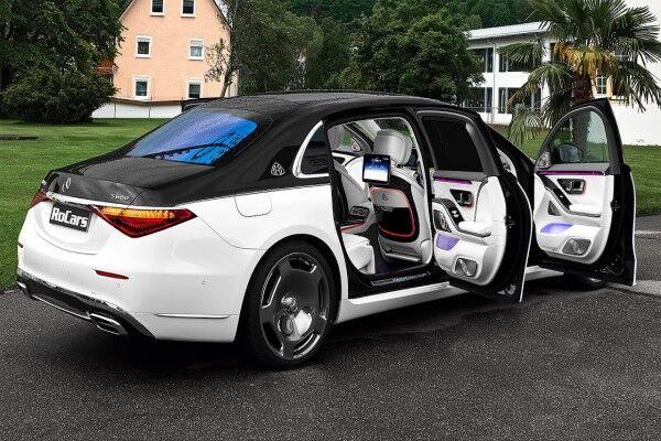 بنز خودروی خاص خود برای سال ۲۰۲۲ را معرفی کرد