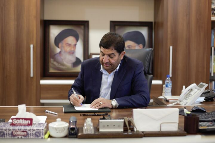 تبریک و تسلیت رئیس ستاد اجرایی فرمان امام درپی شهادت جهادگر بسیجی