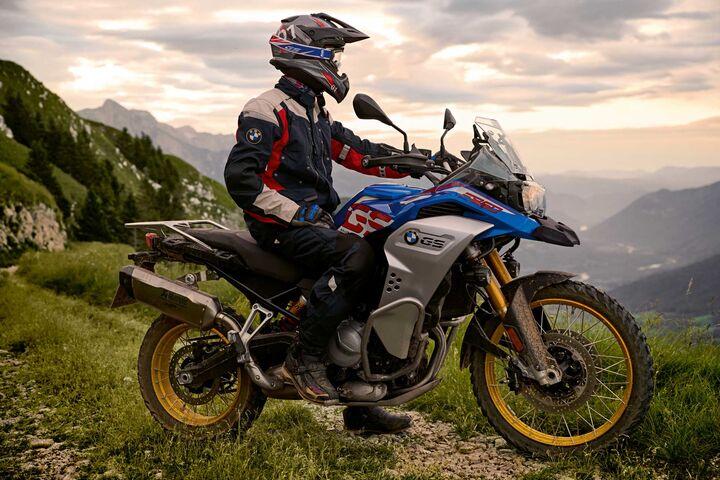 موتورسیکلت بامو سری F وارد بازار میشود