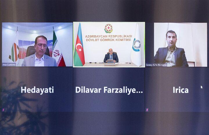 افزایش همکاریهای گمرکی ایران و جمهوری آذربایجان