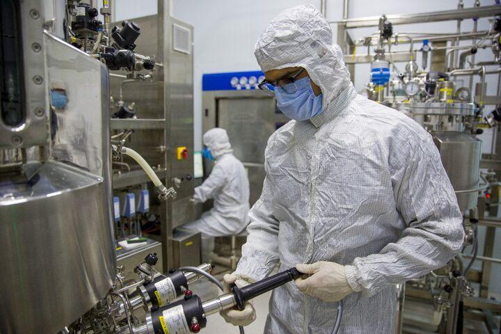 بروز مشکل در خط تولید واکسن «برکت» کذب است| تحویل ۷۰۰ هزار دوز واکسن به وزارت بهداشت تا کنون