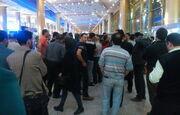 سرگردانی مسافران پرواز تاشکند در فرودگاه مشهد