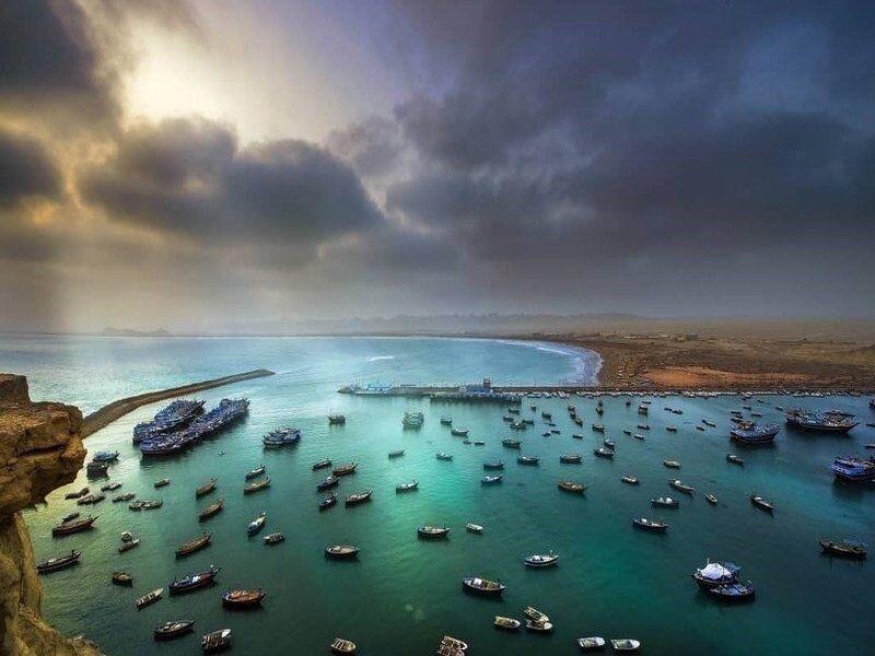 دلیل اهمیت دریاها در اقتصاد جهانی چیست؟