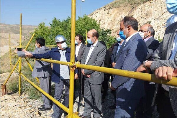 ذخیره معدنی مس سونگون از ۵۰۰ هزار تن به یک میلیارد تن افزایش یافته است
