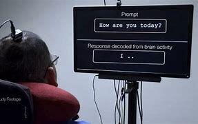 نمود واقعی افکار و سیگنال های مغزی به کلمات با قابلیت خوانش
