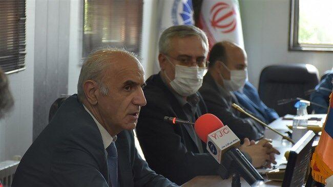 توسعه تجارت ایران و ارمنستان با تولید مشترک و ورود به بازار سوم