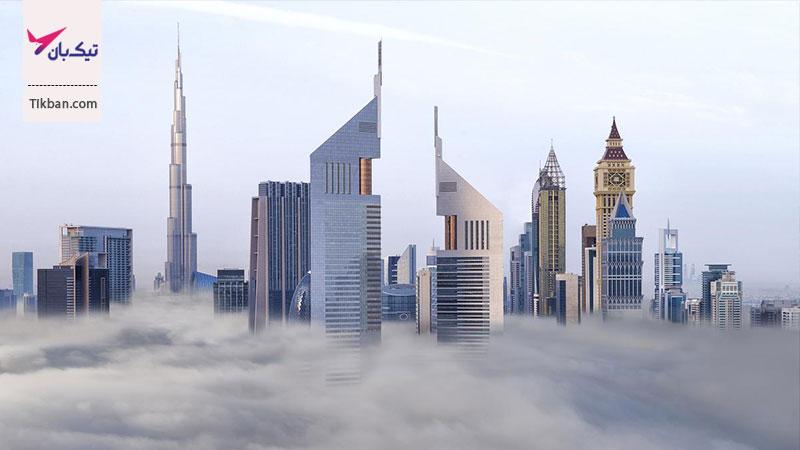 جاذبه های گردشگری دبی که باید قبل از مرگ دید!!