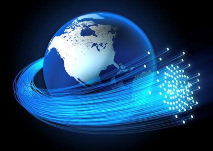 سرعت «اینترنت» شکسته شد