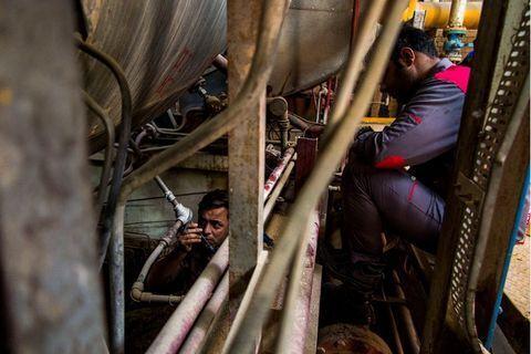 ثبت رکوردهای عملیاتی در طرح انتقال نفت گوره به جاسک