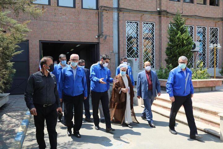 ایران خودرو در عرصه خودکفایی و تولید محصولات جدید، خط شکن است