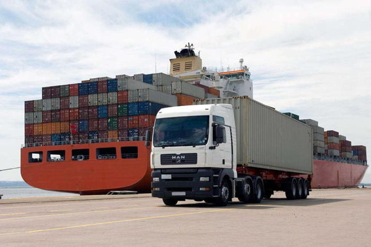 حمل بیش از ۴ میلیون تن کالا از استان همدان به سراسر کشور