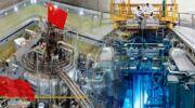 ساخت اولین راکتور هسته ای بدون آب در چین