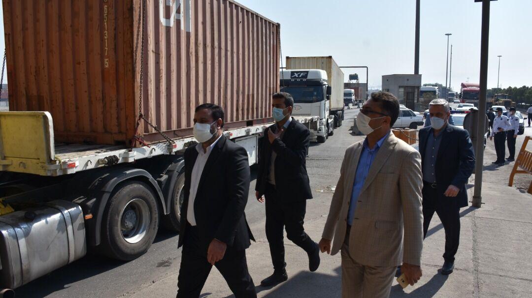 صدور دستور قضایی برای ترخیص فوری یکهزار تن مرغ وارداتی از بندر شهید رجایی بندرعباس