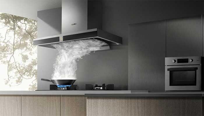 ارزش ۱۷ میلیارد دلاری بازار جهانی هود آشپزخانه در ۲۰۲۷