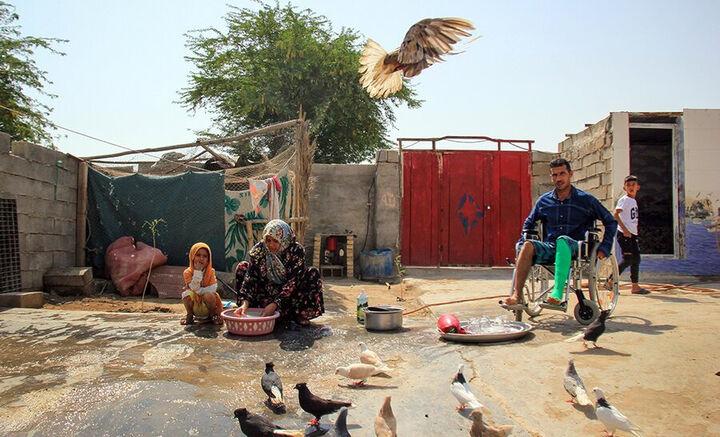 ۱۵۵ هزار خانه روستایی خوزستان بیمه برکت شدند