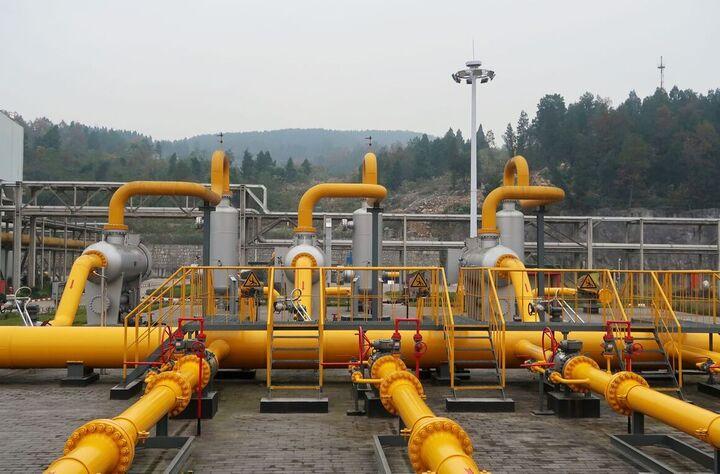 چین تولید گاز را ۶۰ درصد افزایش میدهد