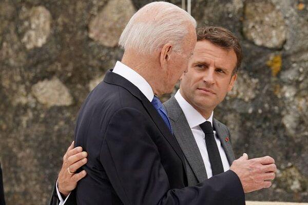 رمزگشایی از موضع تُند فرانسه درباره برجام؛ بایدن توانسته اجماع ایجاد کند؟