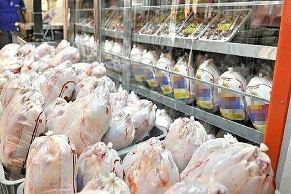 قیمت انواع مرغ در ۱۰ مهر ۱۴۰۰