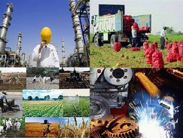 کاهش سهم بخش کشاورزی و خدمات در اشتغال کل کشور؛ سهم بخش صنعت افزایش یافت