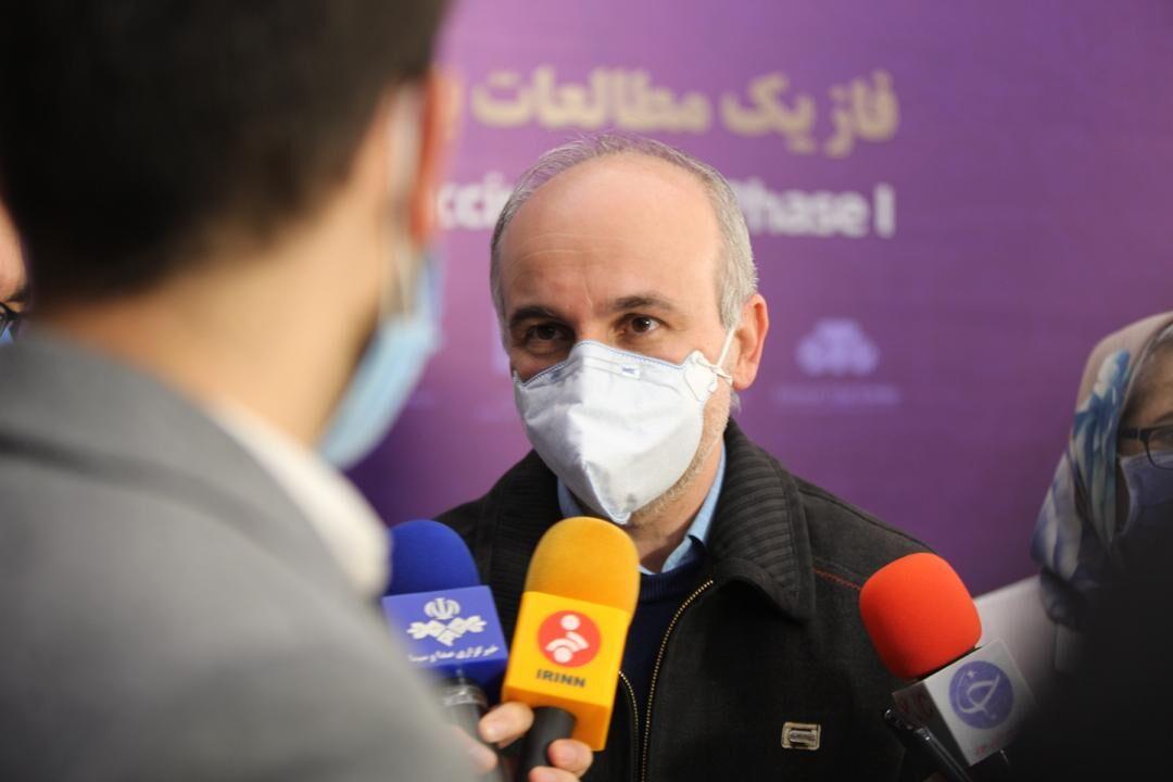 تحویل ۲۰۰ هزار دوز دیگر از واکسن «کوو ایران برکت» به وزارت بهداشت