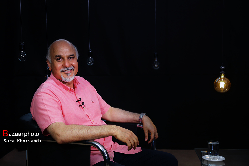 گفتگوی علیرضا نبی در اولین قسمت از برنامه اینترنتی مسیر