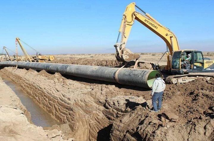 تامین ۱۵ درصد آب مورد نیاز همدان با اجرای طرح اضطراری آبرسانی